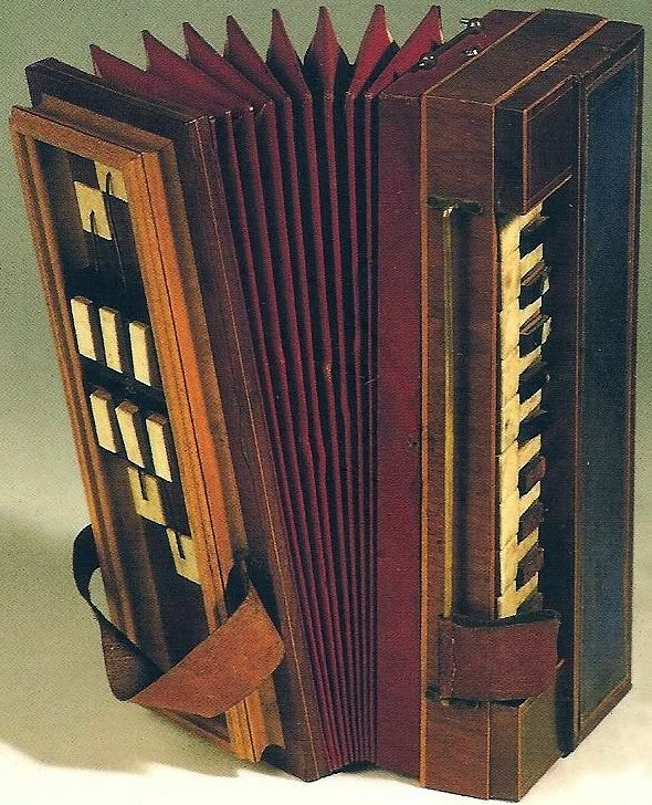 Accordion This Is A Symbol In The Book Thief Because Whenever Papa