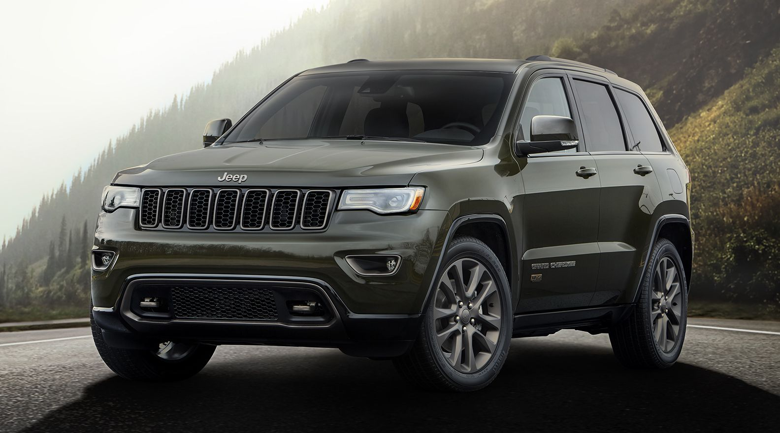 Jeep Grand Cherokee 75th Anniversary Edition Drives Nicely And Looks Food Jeep Grand Jeep Grand Cherokee Jeep