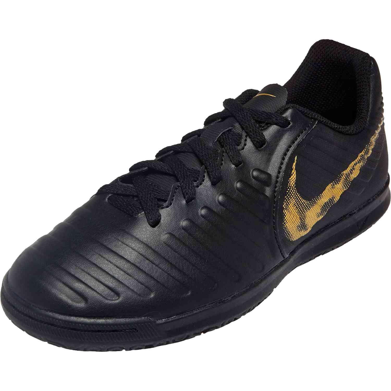 d12260bc1 Kids Nike Tiempo Legend 7 Club IC – Black Lux