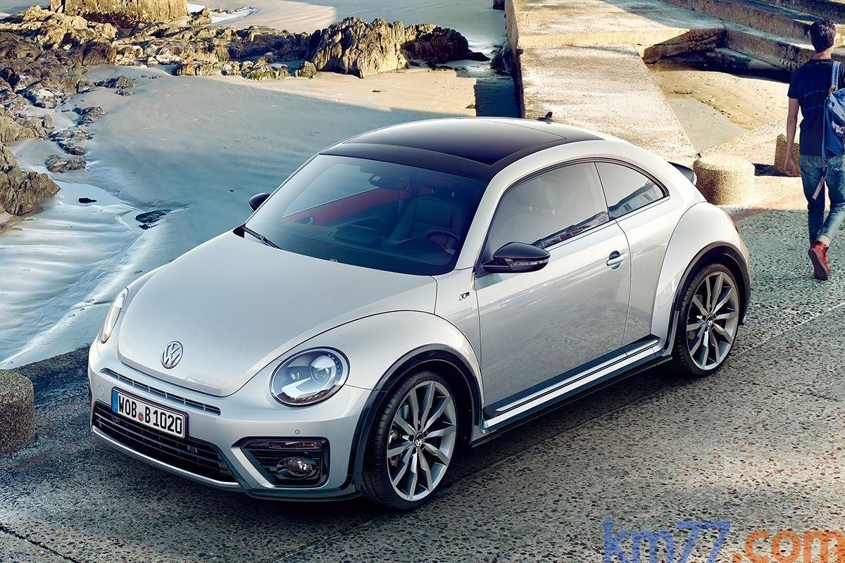 volkswagen beetle r line r line turismo exterior cenital. Black Bedroom Furniture Sets. Home Design Ideas