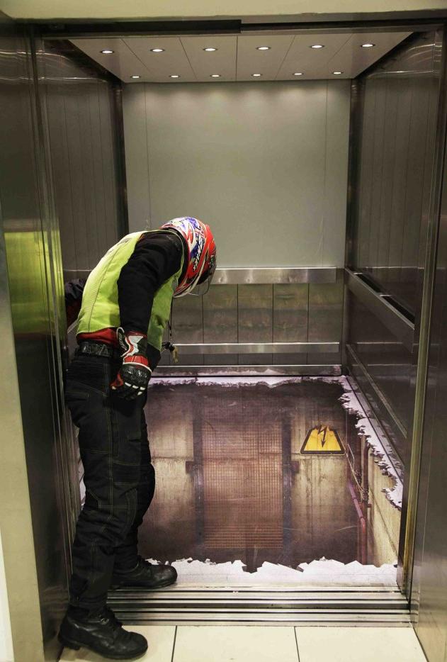 Elevator creativity