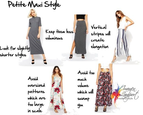 0dd66112d9 How to Wear a Maxi Skirt or Maxi Dress for Your Body Shape - Inside Out  Style