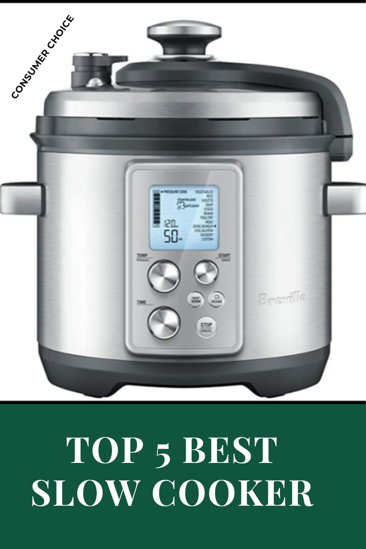 Top 5 Best Slow Cooker In 2020 Best Slow Cooker Cool Kitchen Gadgets Slow Cooker
