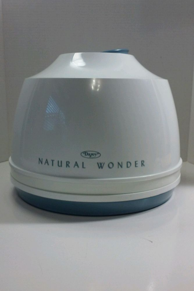 Dazey Hd61 Natural Wonder 4 Setting Comfort Control Hard Bonnet Salon Hair Dryer