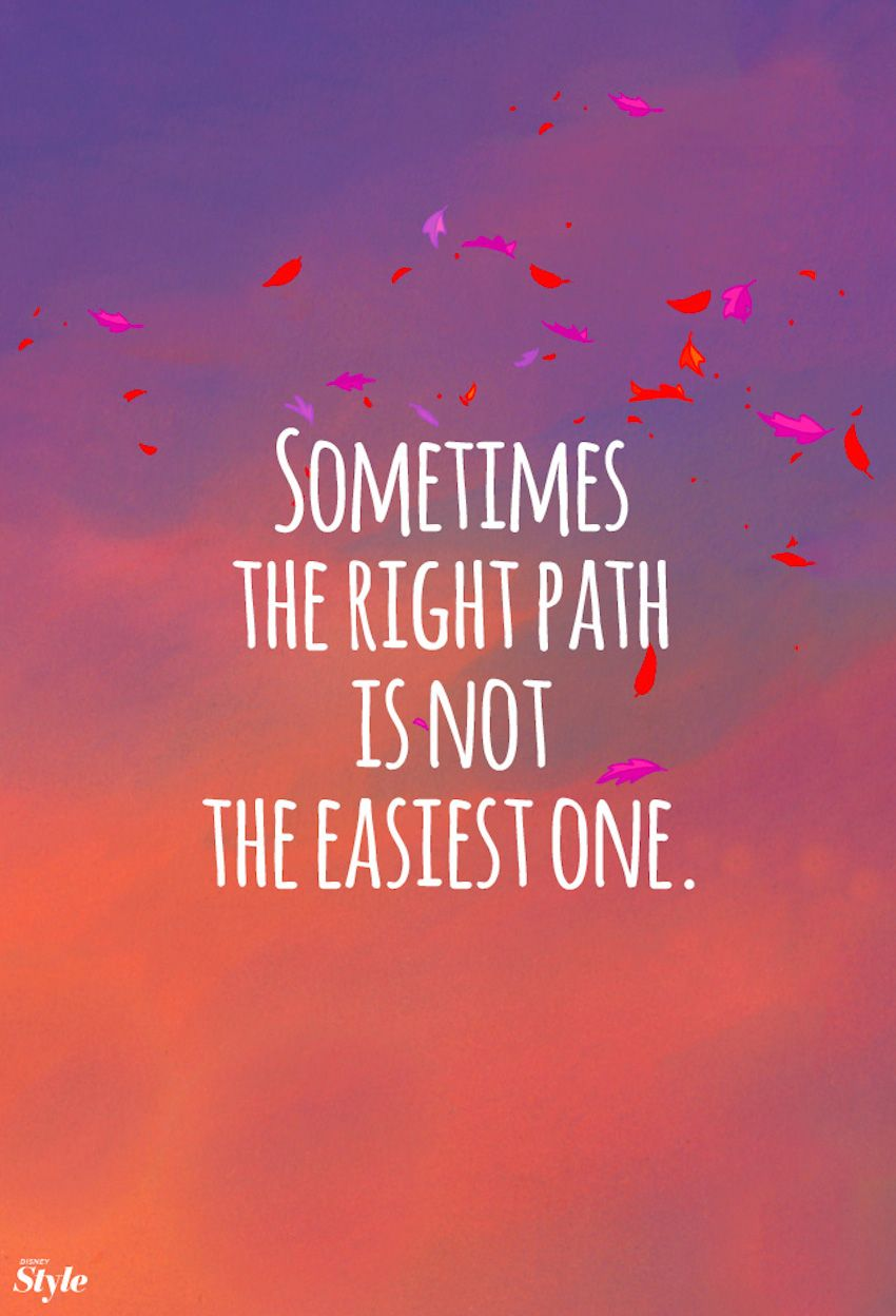 Weekly Affirmation The Right Path Well Worded Quotes