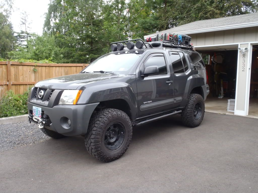 Surf and Snow's Xterra Second Generation Nissan Xterra