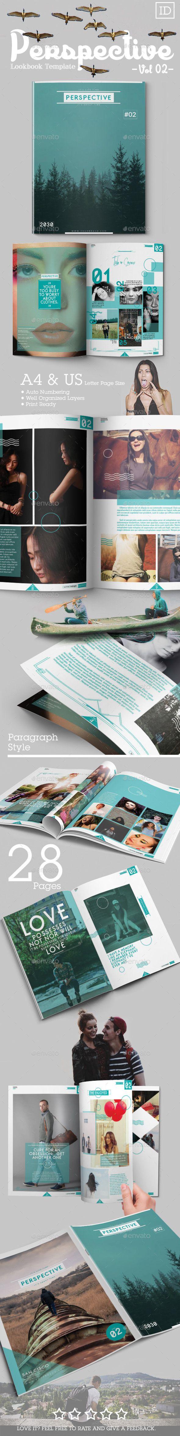 Lookbook Template Vol2