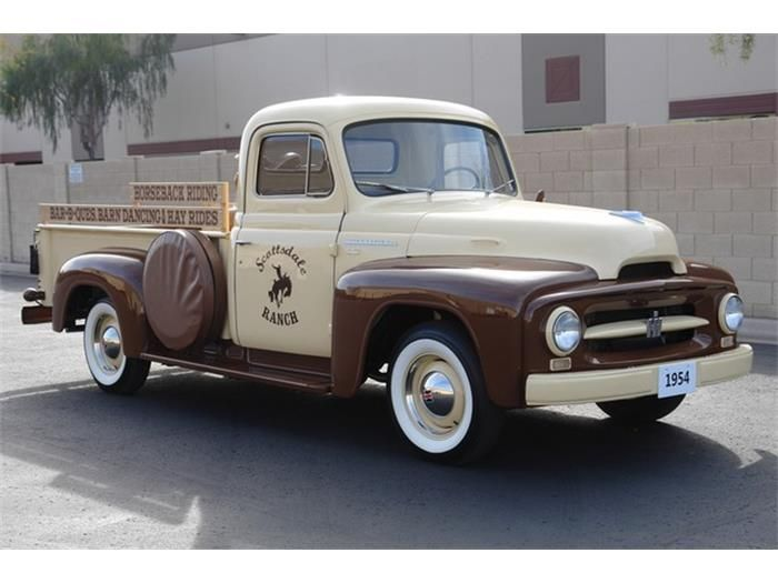 international harvester trucks for sale for sale 1954 international harvester international. Black Bedroom Furniture Sets. Home Design Ideas