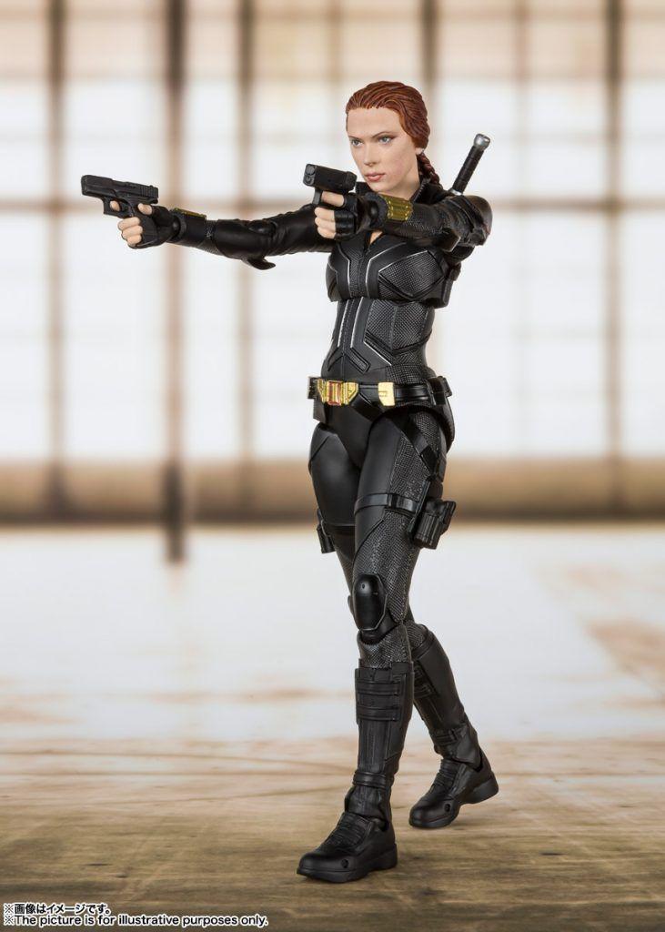 S.H.Figuarts Black Widow [Black Widow Movie]