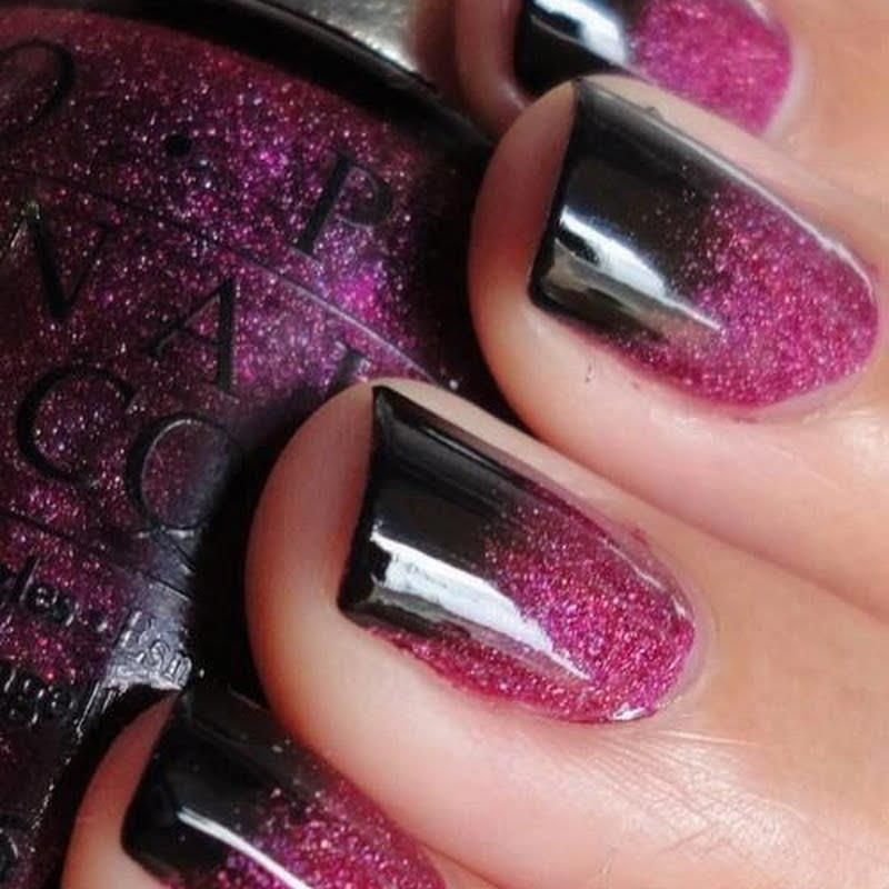 Looking for a nail look to match your dress tonight? Combine ...
