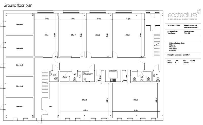 Business Office Plans Layout Example Http Www