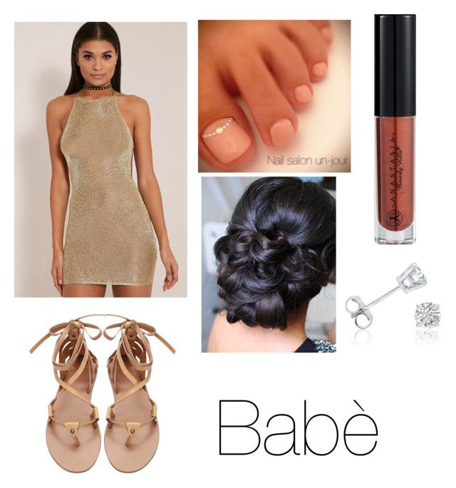 """""""Babè"""" by ceciliawilliams ❤ liked on Polyvore featuring Anastasia Beverly Hills and Amanda Rose Collection"""