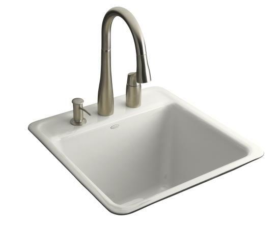 Kohler Deep Laundry Sink Utility Sink Sink Modern