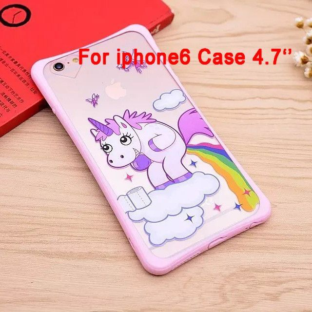 Lovely Farting Unicorn Phone Case