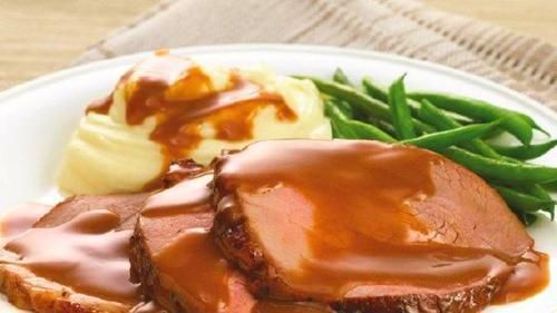 Turkey Gravy From Drippings Easy #turkeygravyfromdrippingseasy GREAT RECIPES Use the flavorful pan drippings from the roast beef to prepare Perfect Brown Gravy. #turkeygravyfromdrippingseasy Turkey Gravy From Drippings Easy #turkeygravyfromdrippingseasy GREAT RECIPES Use the flavorful pan drippings from the roast beef to prepare Perfect Brown Gravy. #turkeygravyfromdrippingseasy