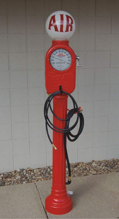 Doing a restoration on a vintage air meter? We have all the