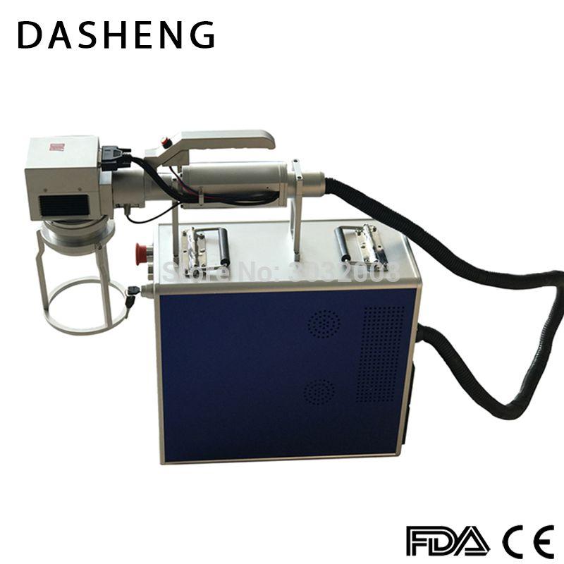 10w 20w 30w 50w Autofocus Fiber Laser Marking Machine Laser Marking