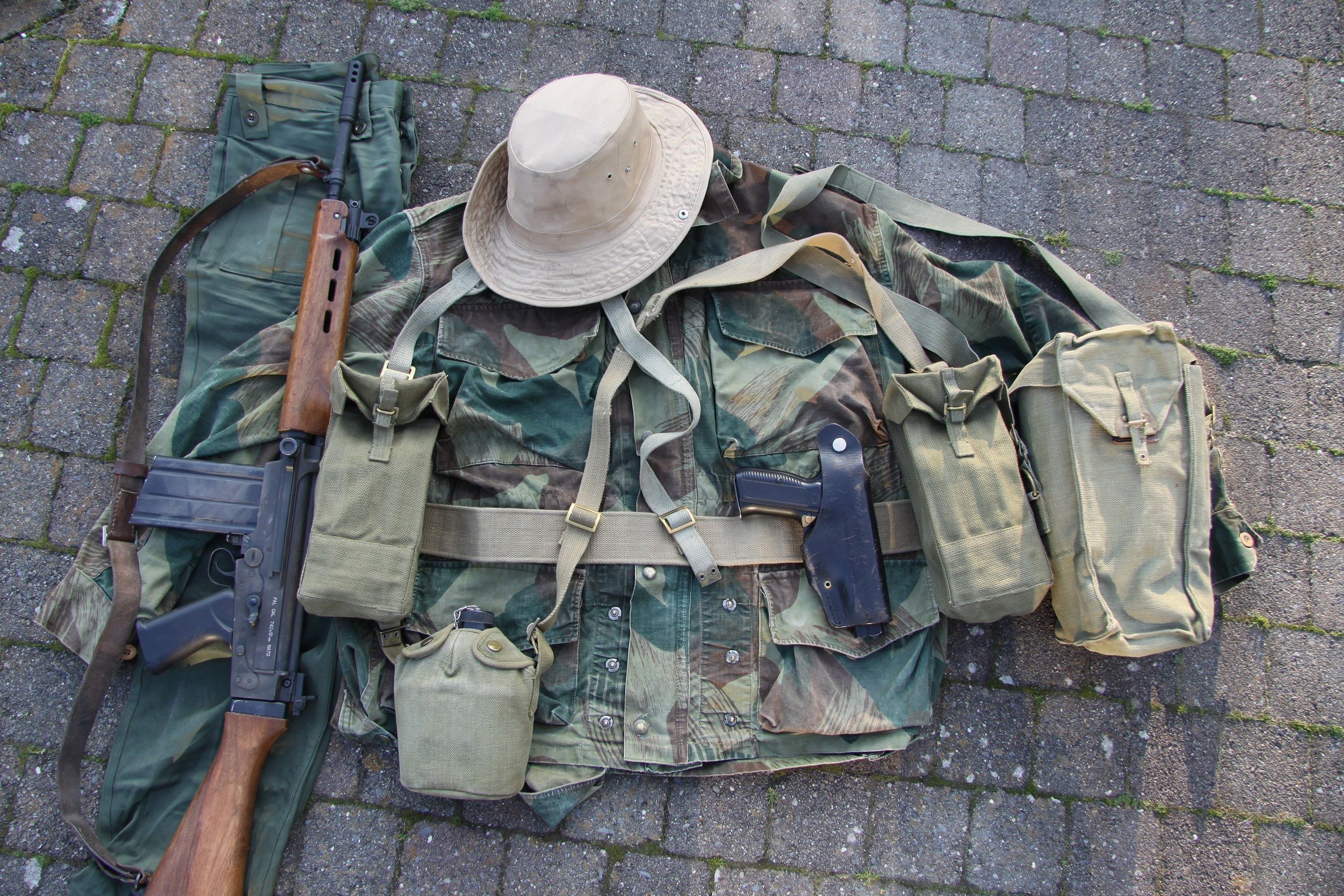 Airsoft Tactical Gear South Africa | Toffee Art