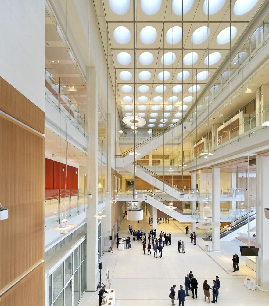 Gallery Of Paris Courthouse Renzo Piano Building Workshop 2