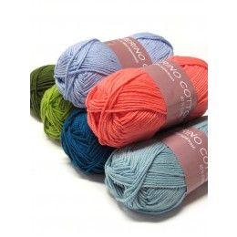 Merino Cotton 50g Hjertegarn