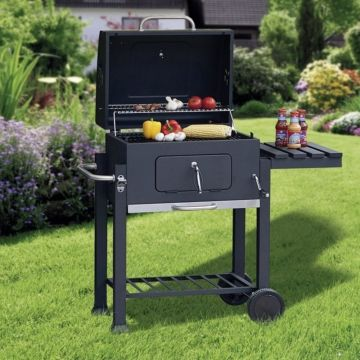 grillwagen holzkohlegrill tepro holzkohlegrill. Black Bedroom Furniture Sets. Home Design Ideas