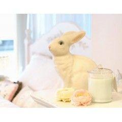 kino - うさぎランプ by ミユ : MONOCLIP(モノクリップ)Rabbit night light