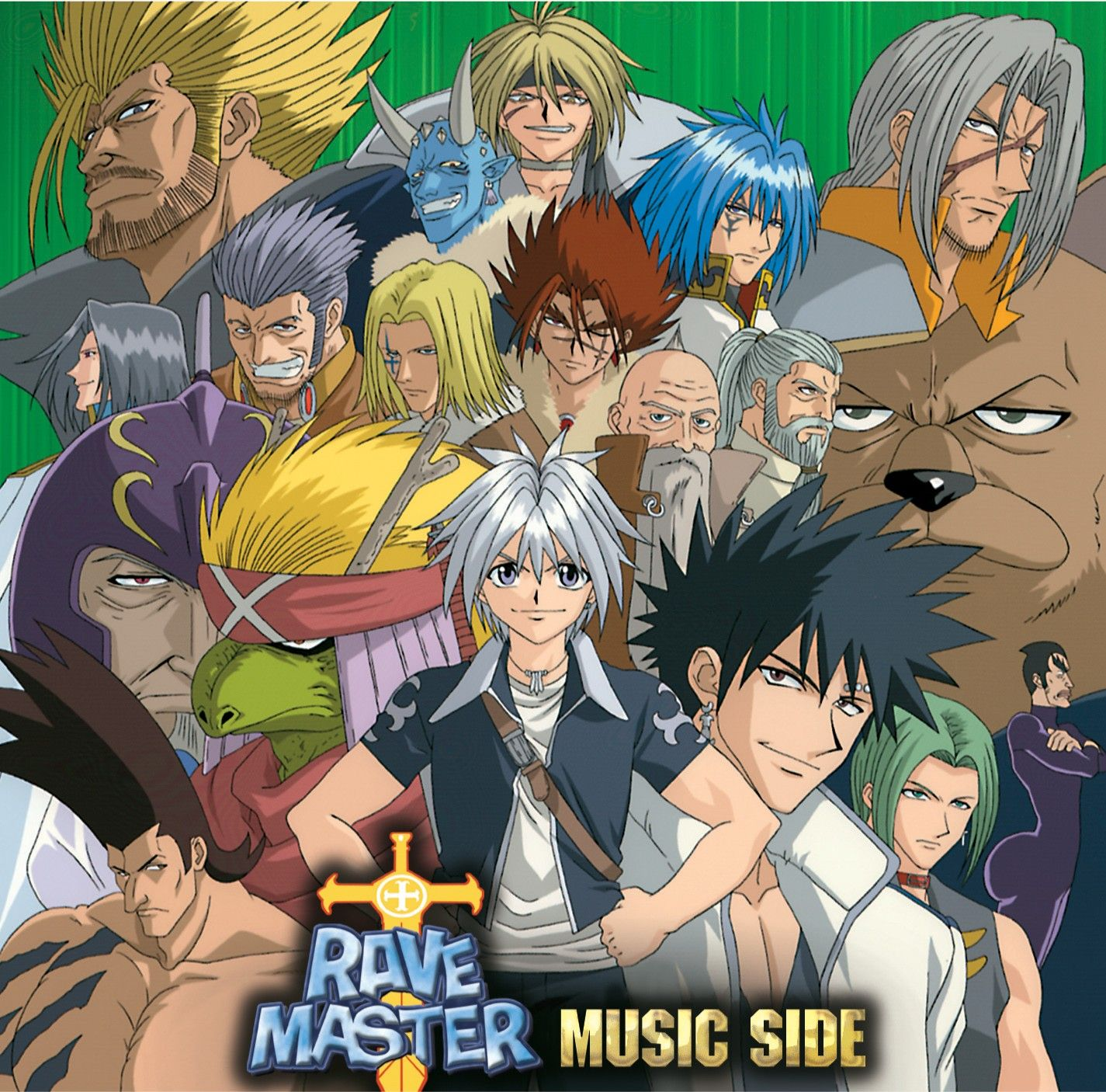 Rave Master Characters