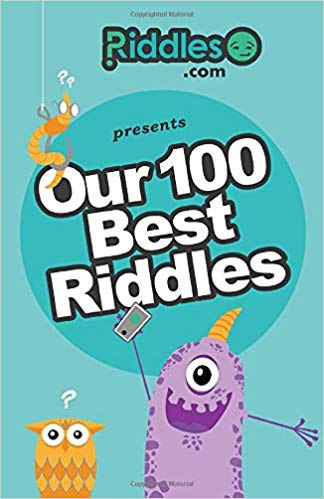 Order your 100 Best Riddles Book Best riddle