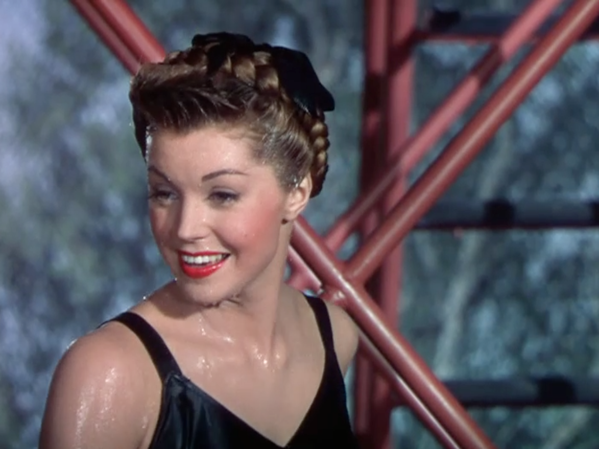 esther williams find a grave