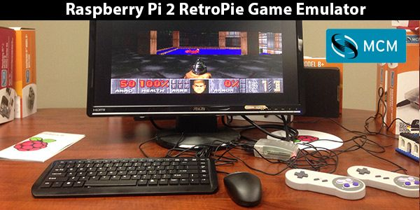raspberry pi 2 emulator project