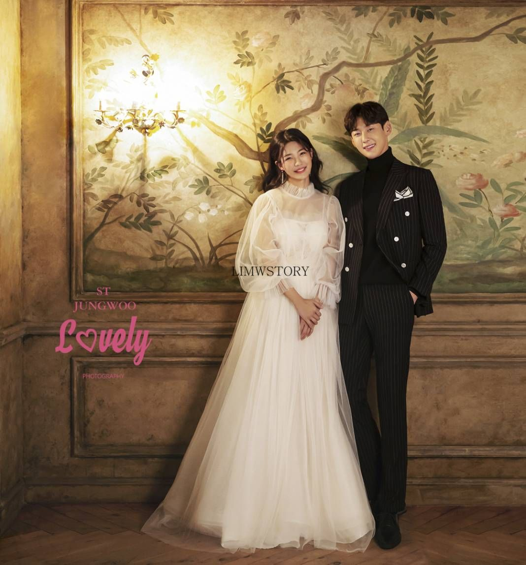 korea wedding photo 2020 new sample by ST jung woo