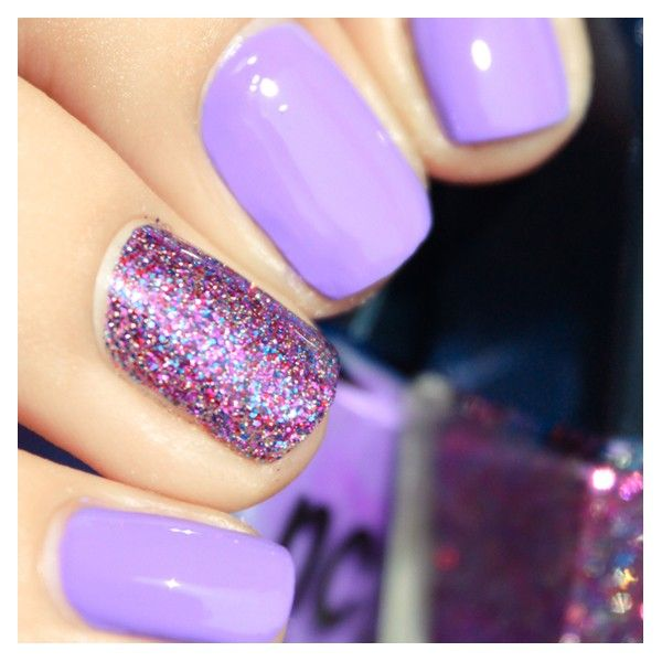 Purple sparkle | Adriana Lizárraga | Pinterest | Uñas acentuadas ...