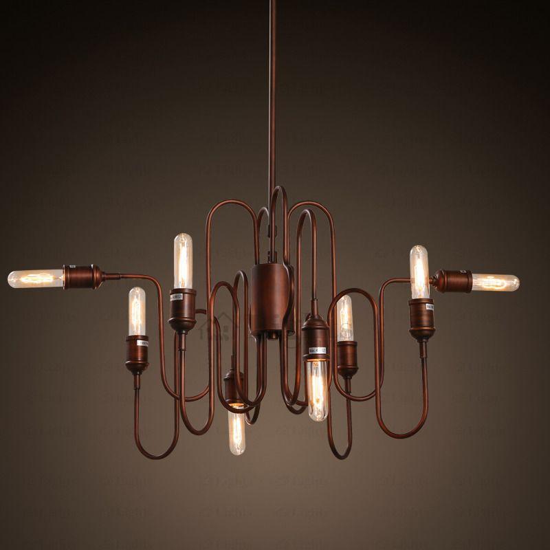 industrial prism chandeliers pin chandelier large modern