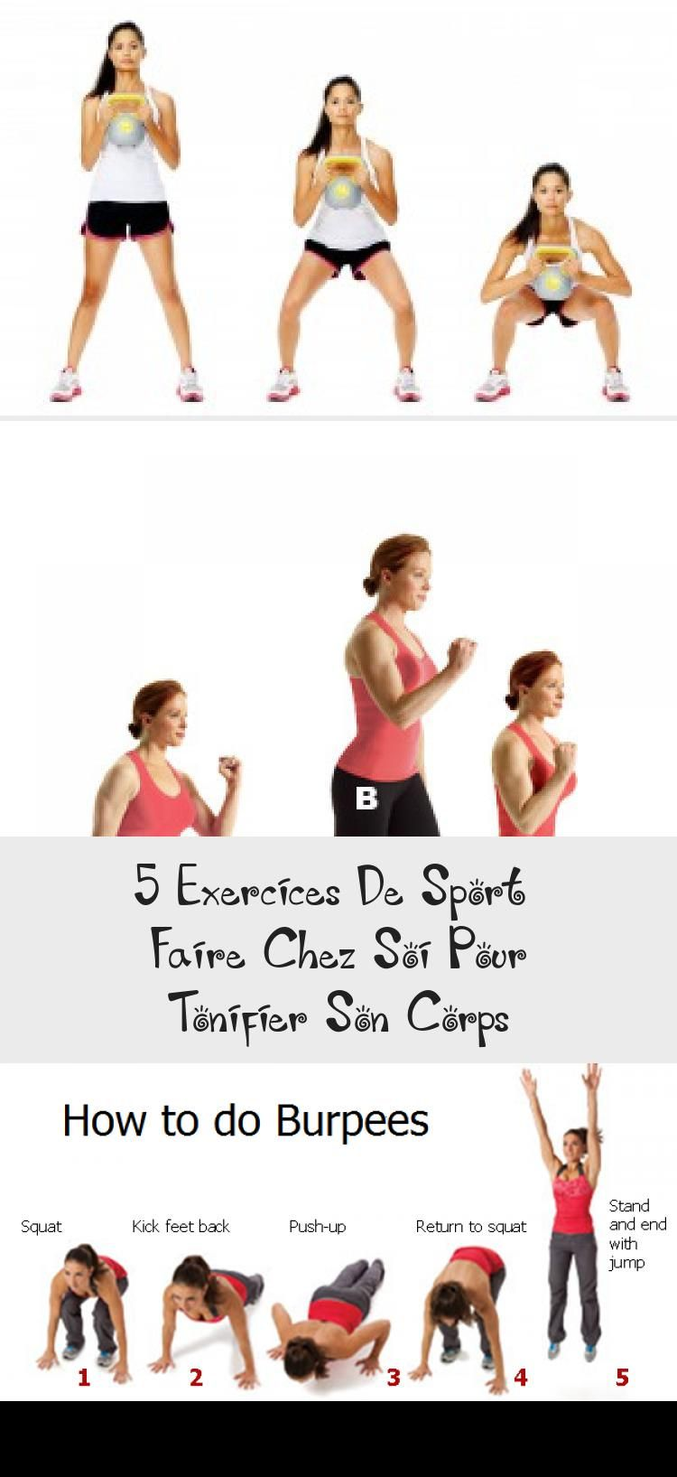 5 Exercices De Sport à Faire Chez Soi Pour Tonifier Son ...