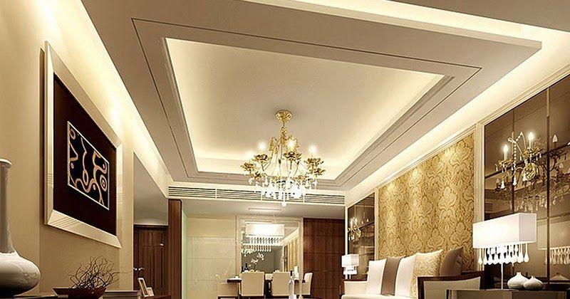 Latest False Ceiling Design Ideas For Modern Room 2019 Simple