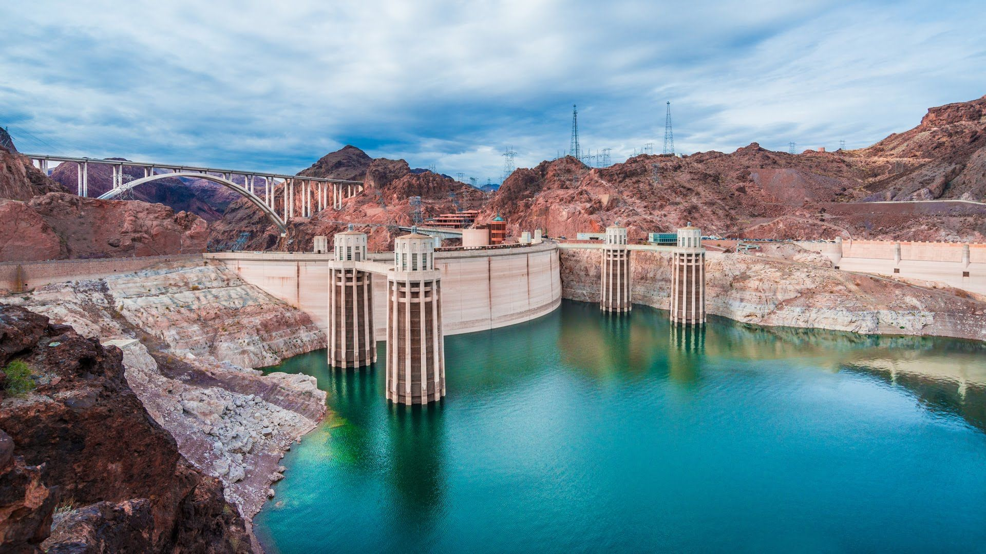 Hoover Dam Tours >> Las Vegas Hoover Dam Tour With Lake Mead Cruise Hoover