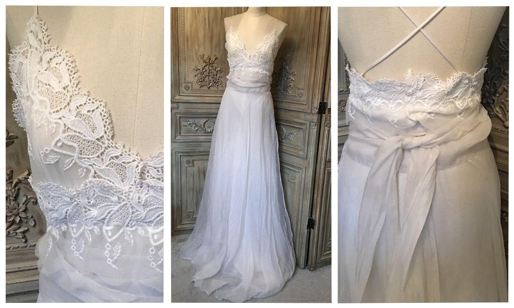A La Robe \'Mirielle and Pas de Deux\' £1595 #alarobe #mirielle ...