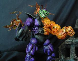 toycutter: Super Skrull Action Figure