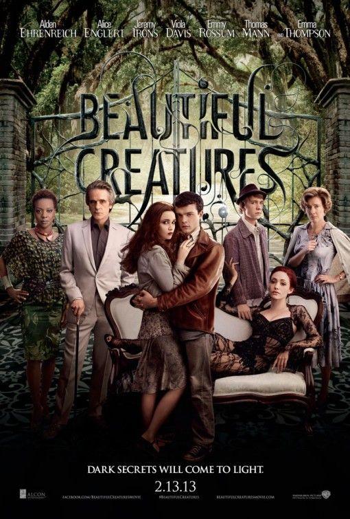 Beautiful Creatures in theatres 2.13.13