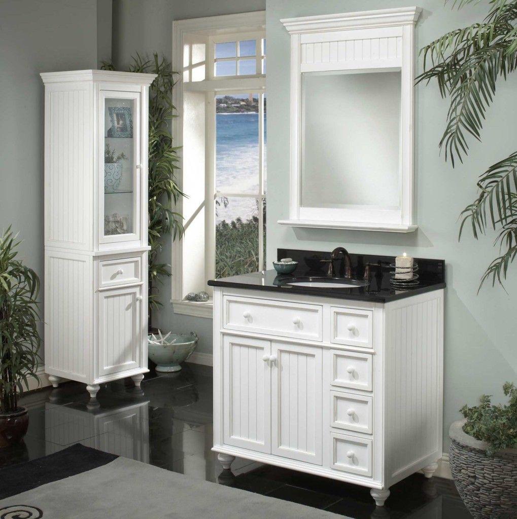 bamboo bathroom floor cabinet | Stribal.com | Design Interior Home ...