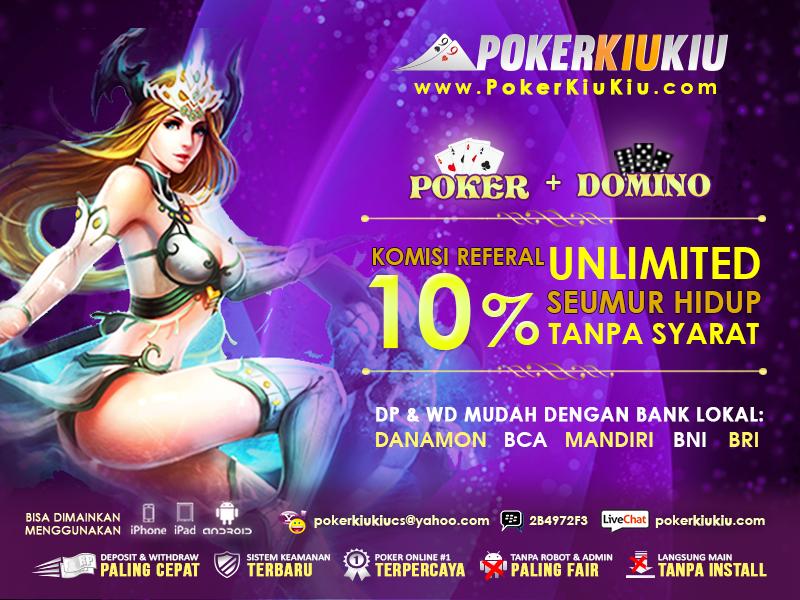 judi poker on line tanpa modal