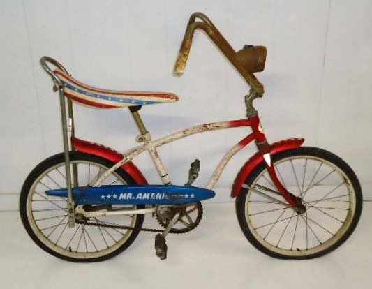 1976 Bicentennial Bike Got Mine In 1977 I M Sure It Was On Sale
