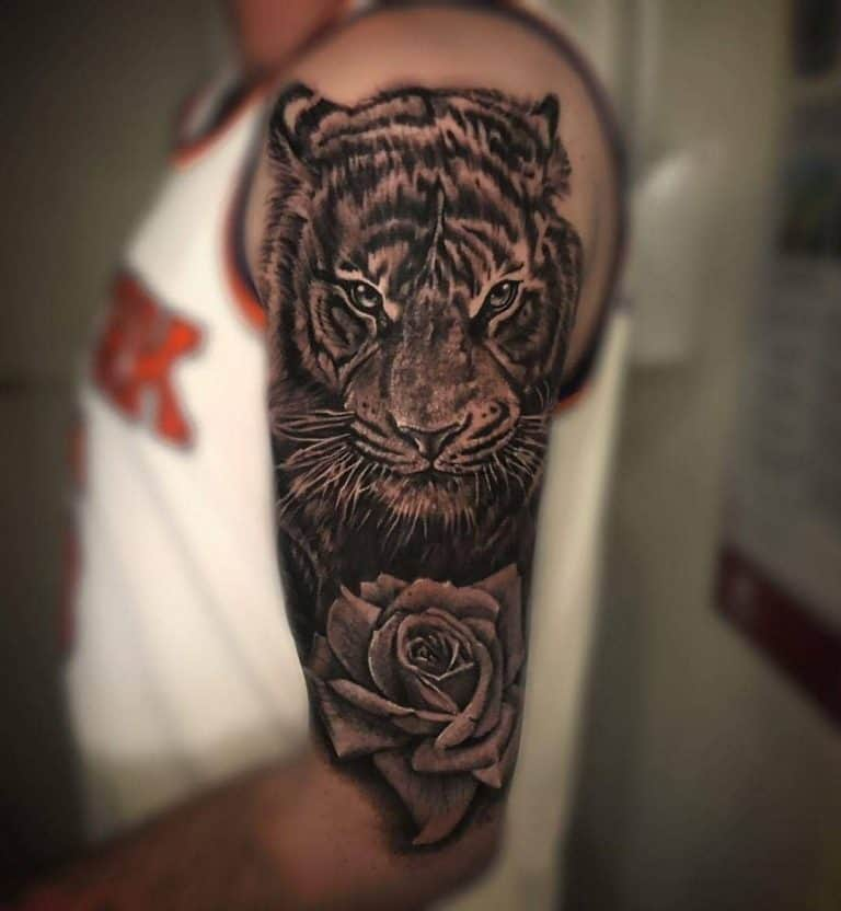 Photo of Top 61 Best Tiger Rose Tattoo Ideas – [2020 Inspiration Guide]