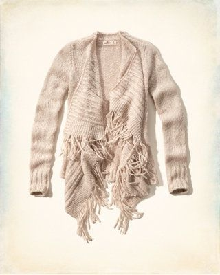 Blanket Cardigan Sweater