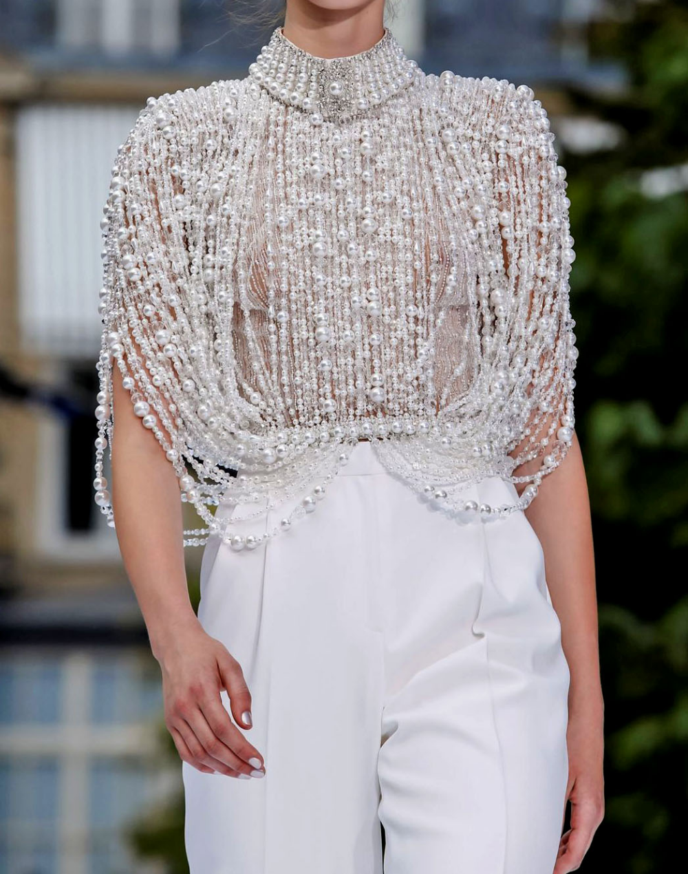 Photo of Close up: Ralph & Russo Couture Fall Winter 2019
