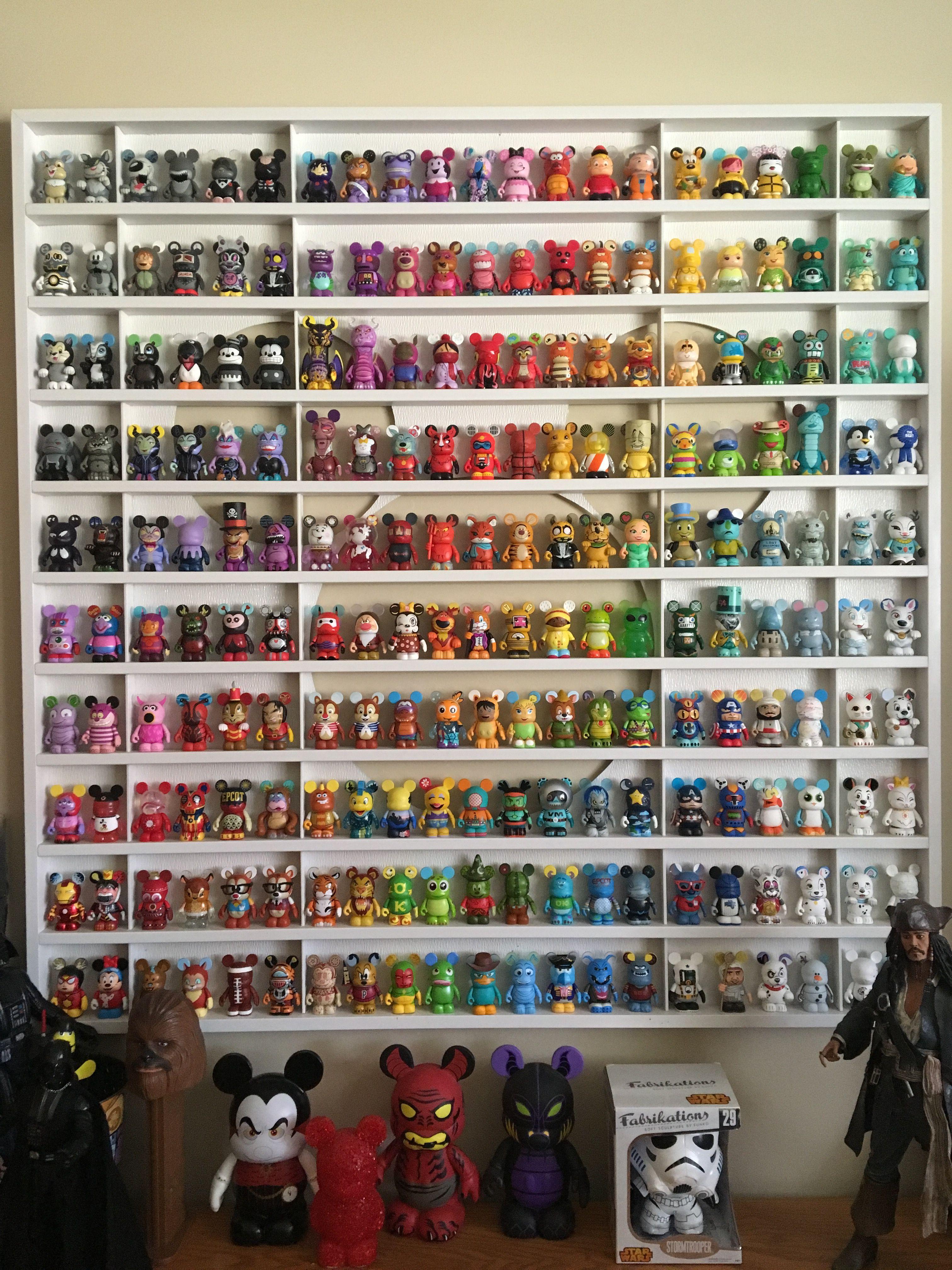 Pop Funko Display Shelf DIY