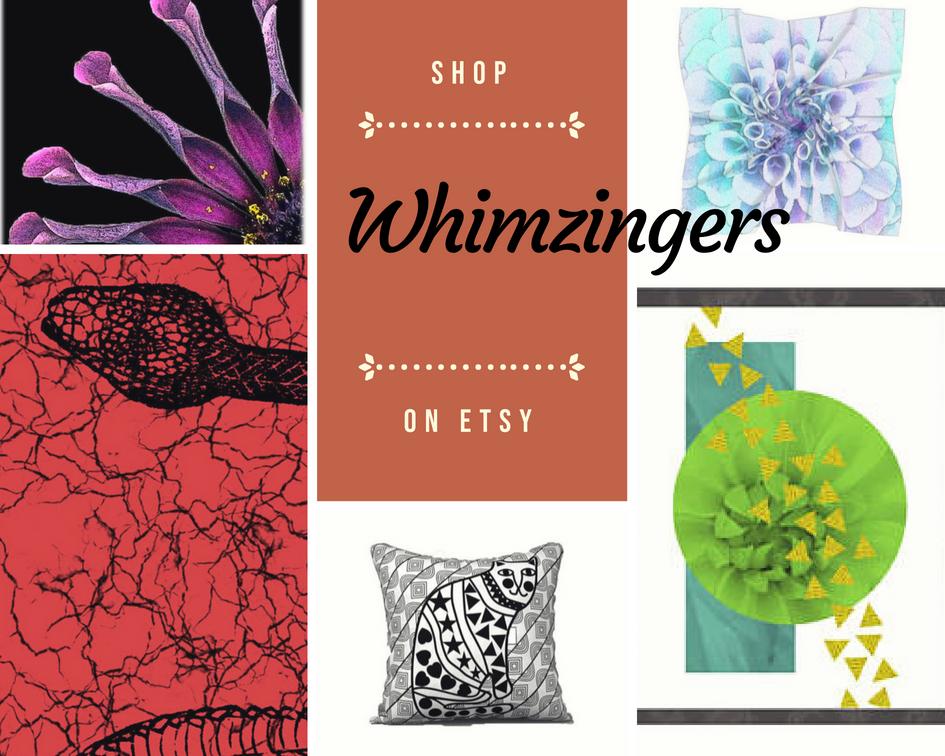 Whimzingers on Etsy