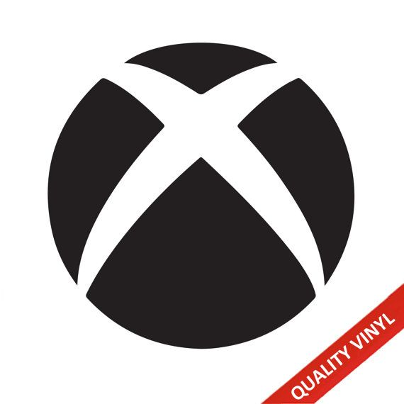 Xbox One Logo Decal By Txxnagescrutiny On Etsy 450 Family