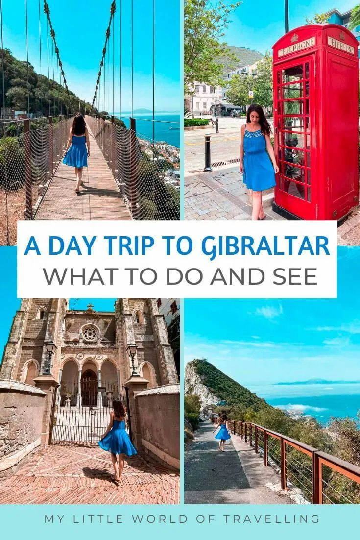 How To Get From Malaga To Gibraltar By Train