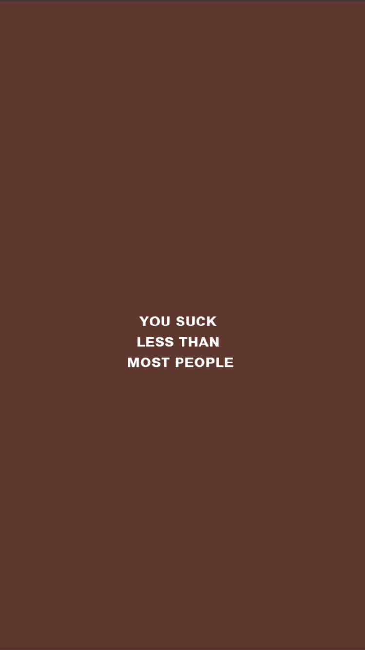 Pin By Hazel On A R T Brown Aesthetic Aesthetic Wallpapers Quote Aesthetic